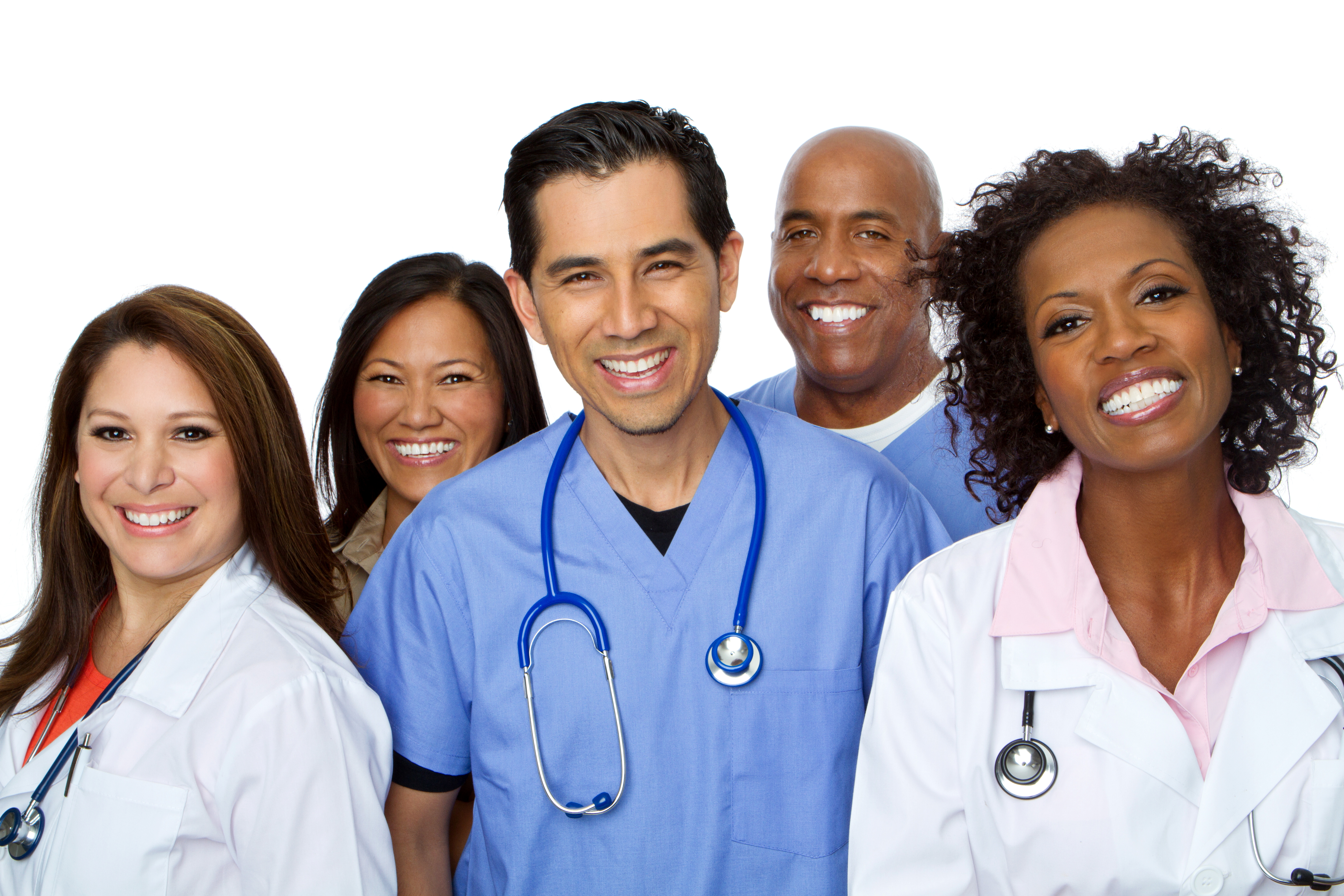 A group of health care providers